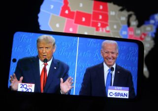 Joe Biden e Donald Trump, le politiche a confronto in due grafici