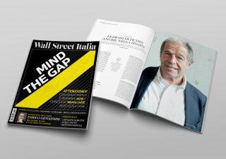 Wall Street Italia: Persone & Società del numero di ottobre