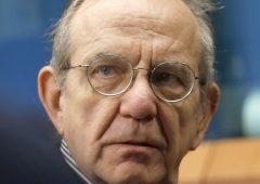 Unicredit, l'ex ministro Padoan designato presidente della banca