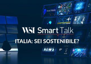 WSI Smart Talk: Italia, Sei sostenibile? Segui la diretta alle ore 15