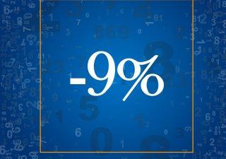 La frenata nella vendita di polizze assicurative nei primi 6 mesi dell'anno