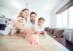 """Consulente: come risparmiare in famiglia con """"il gioco del 10%"""""""