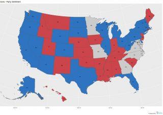 T-Voice: le elezioni Usa dai Social: il sentiment aiuta a capire il futuro dell'America (Parte II)