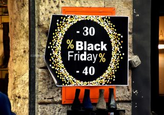 Black Friday, le offerte più cercate dagli italiani