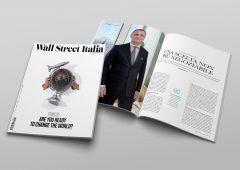 Wall Street Italia: Persone & Società del numero di novembre