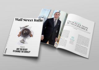 Wall Street Italia, nel numero di novembre si guarda al futuro post Covid
