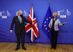 Brexit, i dubbi di Lyxor sull'accordo tra Ue e Regno Unito e sterlina
