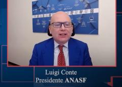Wsi Smart Talk, oggi alle ore 15 l'intervista a Luigi Conte, presidente Anasf