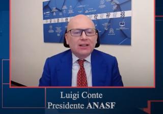 Anasf, la video intervista al presidente Conte