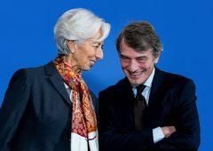Cancellare il debito pubblico? Per Lagarde (BCE) è Illegale e illusorio