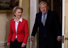Brexit: ad un passo dal no deal. Ultima parola a von der Leyen e Johnson