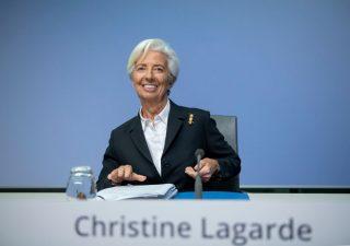 Bce amplia di ulteriori 500 miliardi il programma Pepp