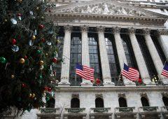 Wall Street, dopo novembre record atteso rally di fine anno