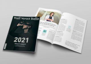 Il sommario del numero di dicembre di Wall Street Italia