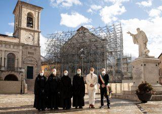 Norcia rinasce con Brunello Cucinelli a quattro anni dal terremoto