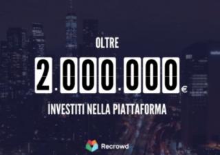 Crowdfunding immobiliare, un 2021 ancora in crescita per Recrowd