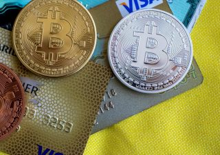 I Bitcoin sbarcano sulla carta Visa