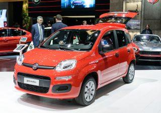 Stellantis: 6 suoi modelli tra le 10 auto più vendute in Italia