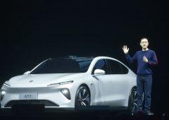Nio, chi è il produttore cinese di auto elettriche che sfida Tesla