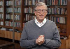 Quando finirà la pandemia: ecco l'ultima previsione di Bill Gates