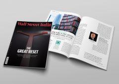 Wall Street Italia: Persone & Società del numero di gennaio