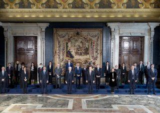 Mario Draghi premier, la lista dei nuovi ministri