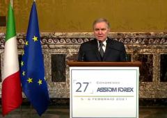 Visco (Bankitalia): non basta recovery plan, servono riforme per rilancio e ridurre debito pubblico