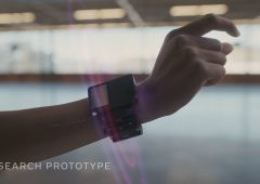 Facebook: ecco il braccialetto che legge la mente