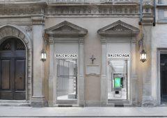 Balenciaga inaugura il nuovo store a Firenze