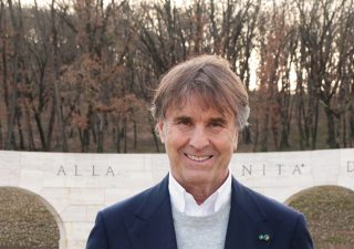 Brunello Cucinelli apre un centro anti-Covid nel Parco della Bellezza