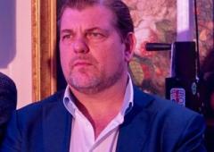 """Ambrogio Crespi: """"continuerò a lottare per l'affermazione della giustizia giusta"""""""