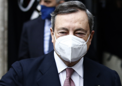 Debito pubblico: per Scope Ratings, stime governo Draghi ottimistiche