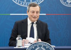 Draghi, rivedi la conferenza stampa di oggi (VIDEO)