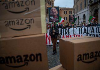 Amazon verso primo sciopero nazionale, a rischio consegne del 22 marzo