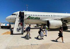 """Alitalia, Giovannini: """"Si lavorerà a futura integrazione con Fs"""""""