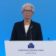 Bce, la conferenza stampa della Lagarde (VIDEO)