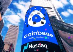 Coinbase, il Ceo ha venduto azioni per 291 milioni nel debutto in Borsa