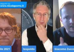 WSI la Zuppa Economica con Porro e Gasbarro: tema criptovalute