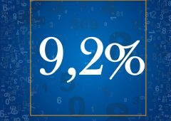 La crescita dei depositi bancari nell'ultimo anno in Italia