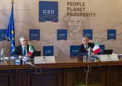 Fisco: G20 al lavoro per aliquota minima sui profitti delle multinazionali