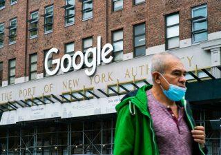 Google accelera sul ritorno in ufficio: si rientra da aprile