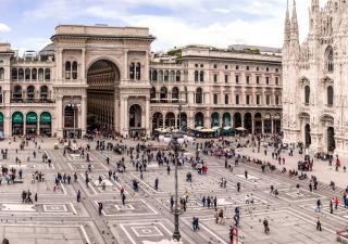 Milano più cara nell'anno del Covid, sale nella classifica delle città esclusive