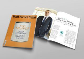 Wall Street Italia, il sommario del numero di aprile 2021