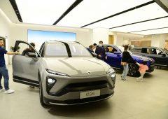 Nio: l'anti Tesla cinese svela i piani per lo sbarco in Europa