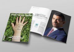 Wall Street Italia: Persone & Società del numero di maggio 2021