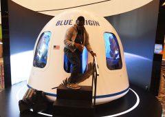 Viaggi spaziali: le prime destinazioni di Blue Origin e Virgin Galactic