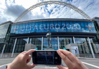 Euro 2020: a rischio la finale a Wembley. Uefa pensa a Piano B