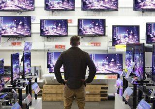 Bonus Tv: boom di richieste, erogati finora 18 milioni di euro