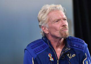 Virgin Galactic scivola in Borsa dopo il volo di Branson nello spazio