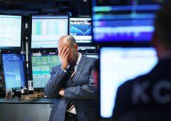 Borse in rosso, Wall Street verso la peggior seduta del 2021